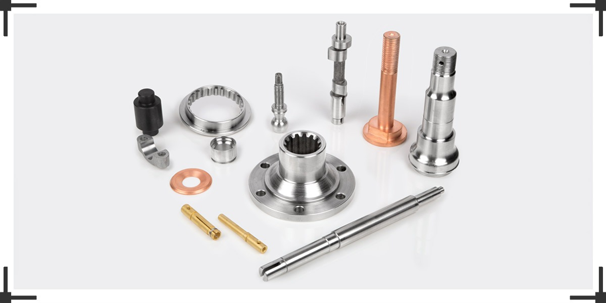 Precision Machined Components & Assemblies.