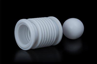 Plastic Balls & Bellow for Valve