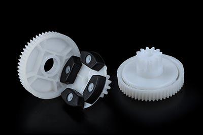 Drive Gear & Wiper Motor