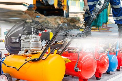 Compressors & Pneumatic Tools Parts Supplier