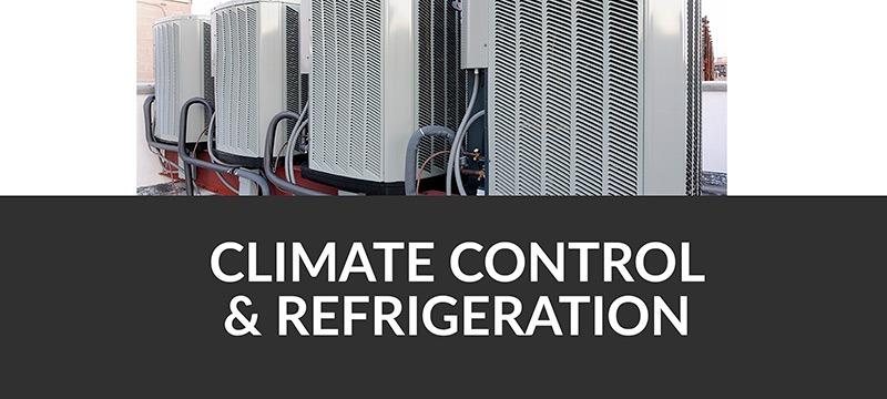 Climate Control & Refrigeration