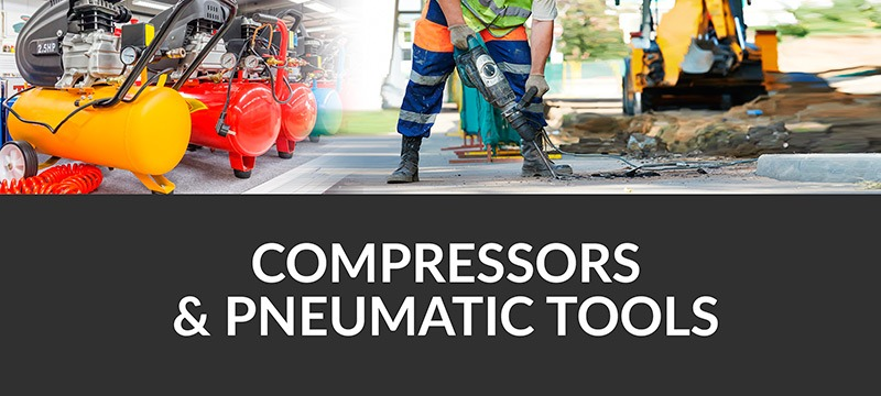 Compressors & Pneumatic Tools OEM