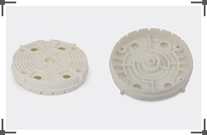BASE PLATE FOR ROTARY SWITCHES