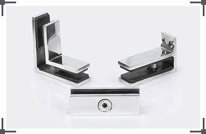 GLASS HOLDING CLAMPS